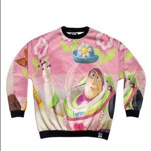 Oh My Disney Pixar Toy Story Sweatshirt XS NWT